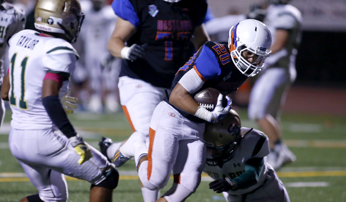 Westlake eyes playoffs after defeating St. Bonaventure, 45-28