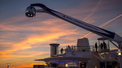 Royal Caribbean Quantum of the Seas set for debut