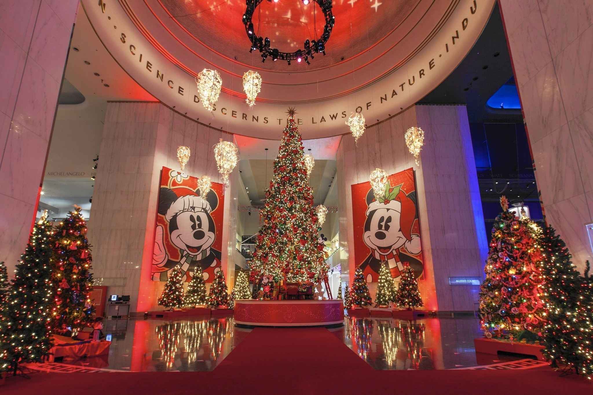 museum of science and industry opens holiday exhibit nov 13 chicago tribune - Christmas Around The World Chicago
