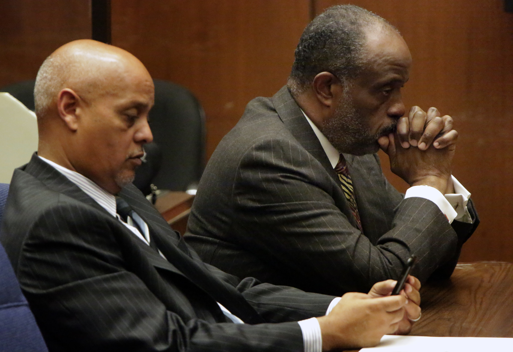 Former state Sen. Wright's jail term ends quickly