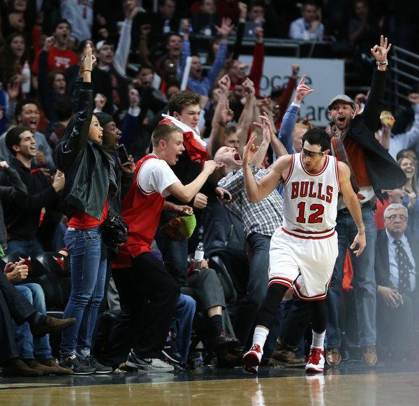 Friday's recap: Cavaliers 114, Bulls 108