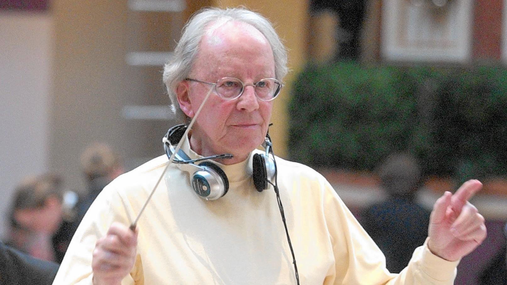 Ian Fraser dies; Emmy-winning conductor, arranger and composer