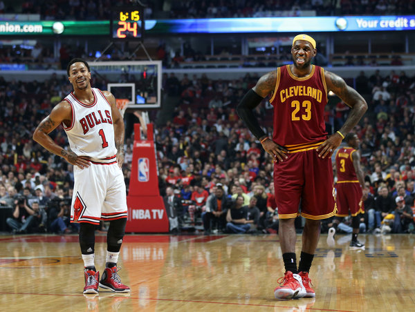 Other than score: Bulls-Cavs doesn't disappoint