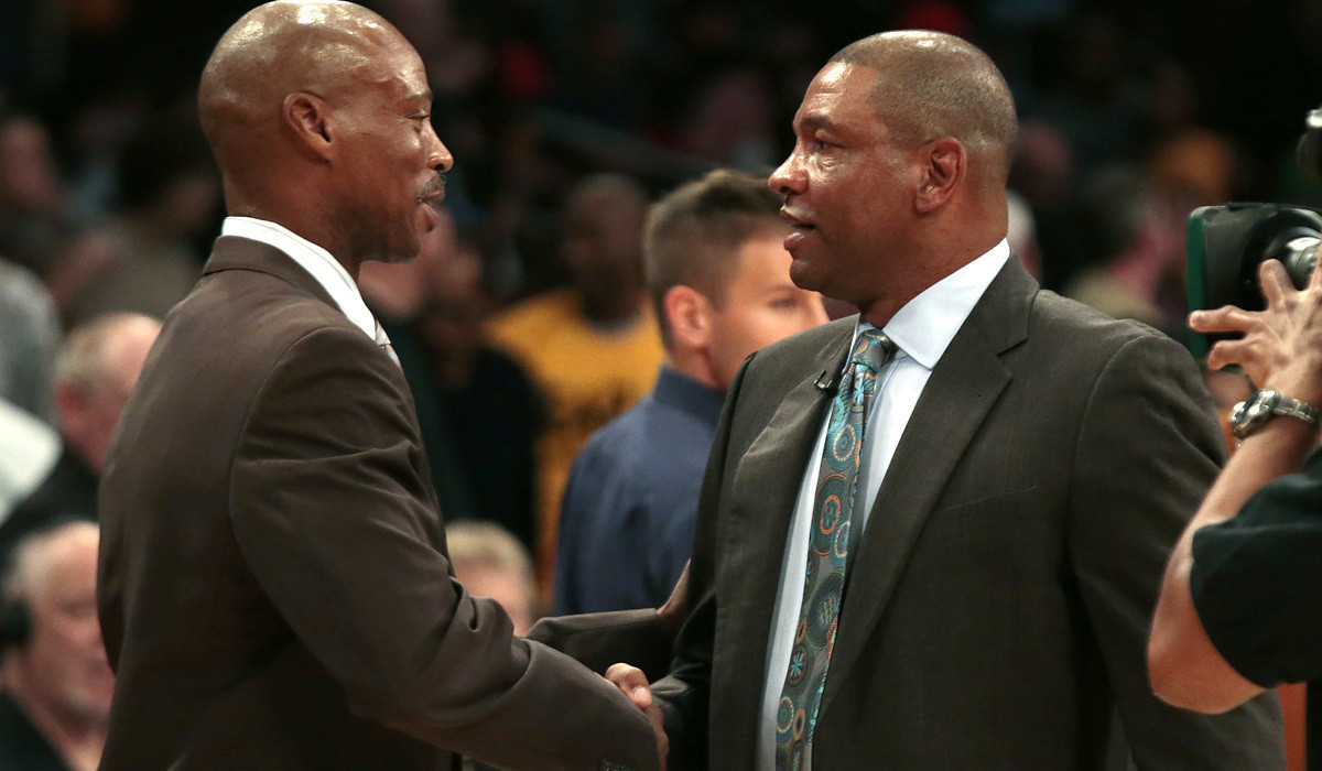 Coaches downplay Lakers-Clippers rivalry