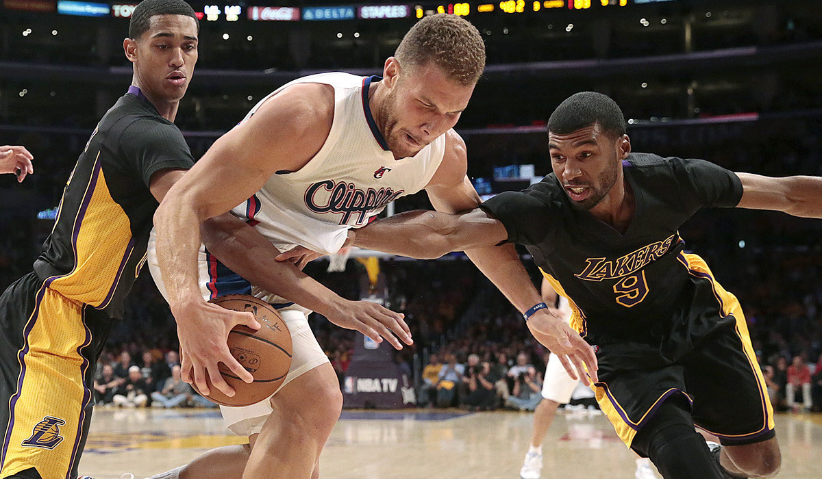 Lakers are game, but Clippers own the game, and the city, at the end