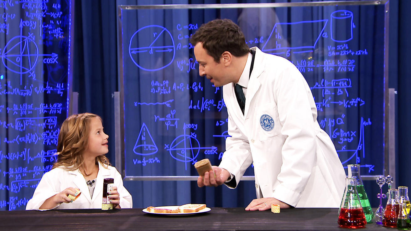 Peanut butter and jelly gets a makeover from kid inventor