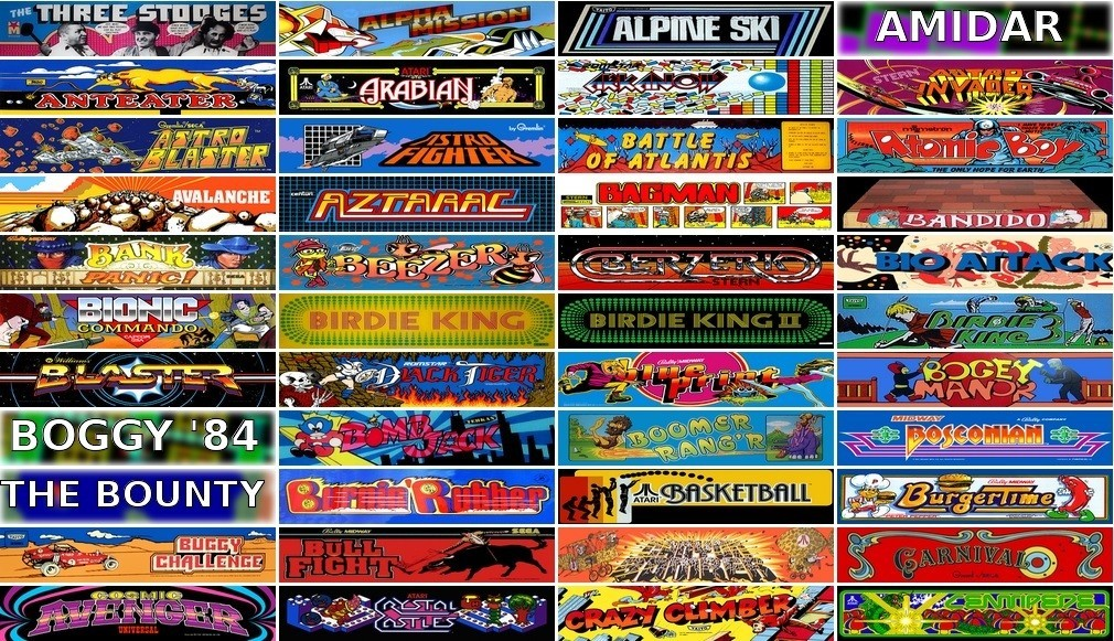 Internet Arcade 900 Plus Old School Games Playable From Your Laptop