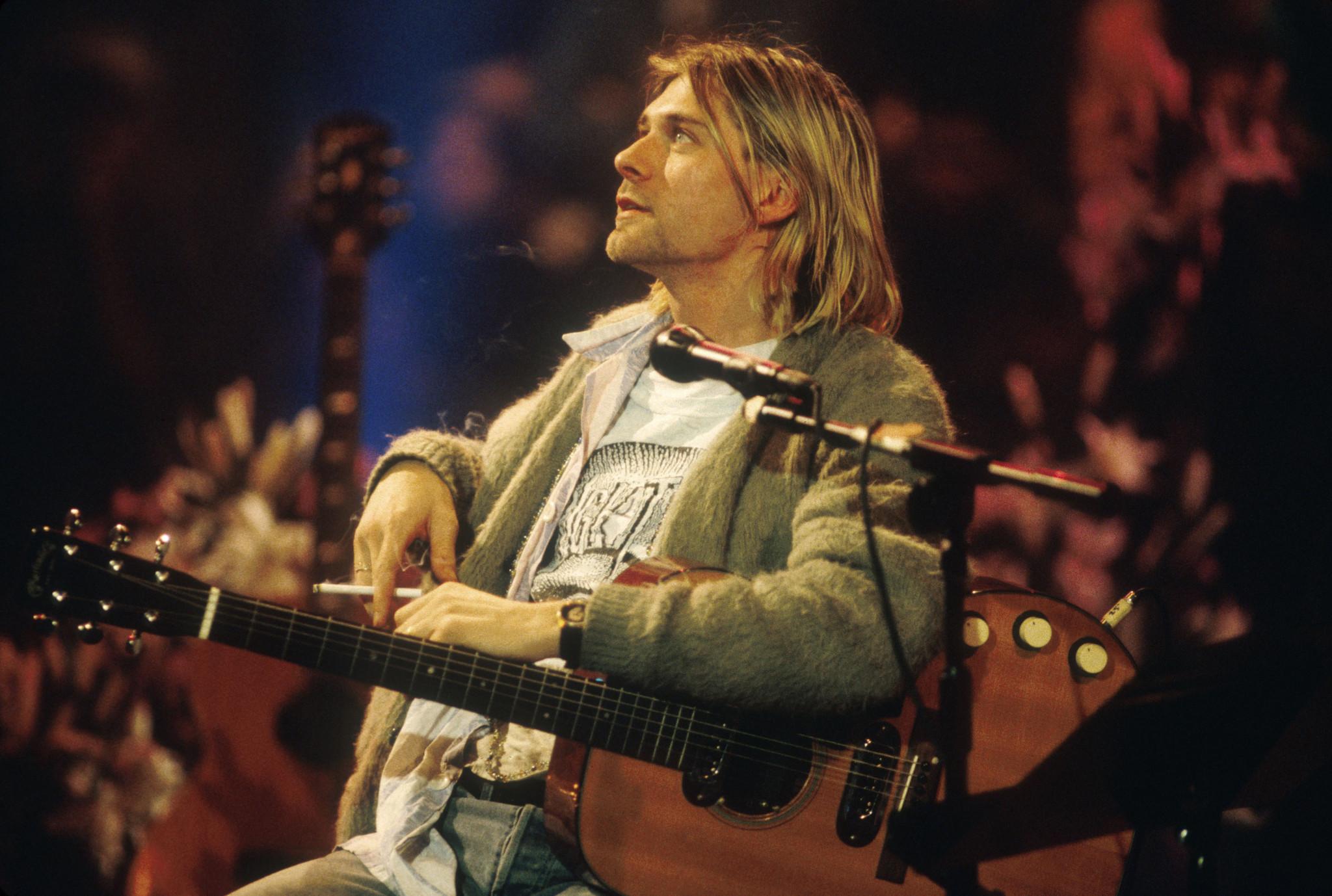 Kurt Cobain S Montage Of Heck Mixtape Surfaces La Times 80s Music Artists Best Rock Bands Ever