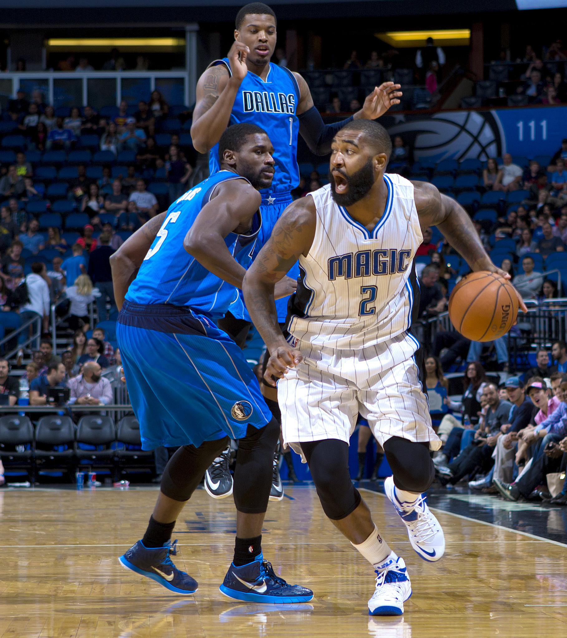 Magic's Kyle O'Quinn is questionable to face the rugged ...