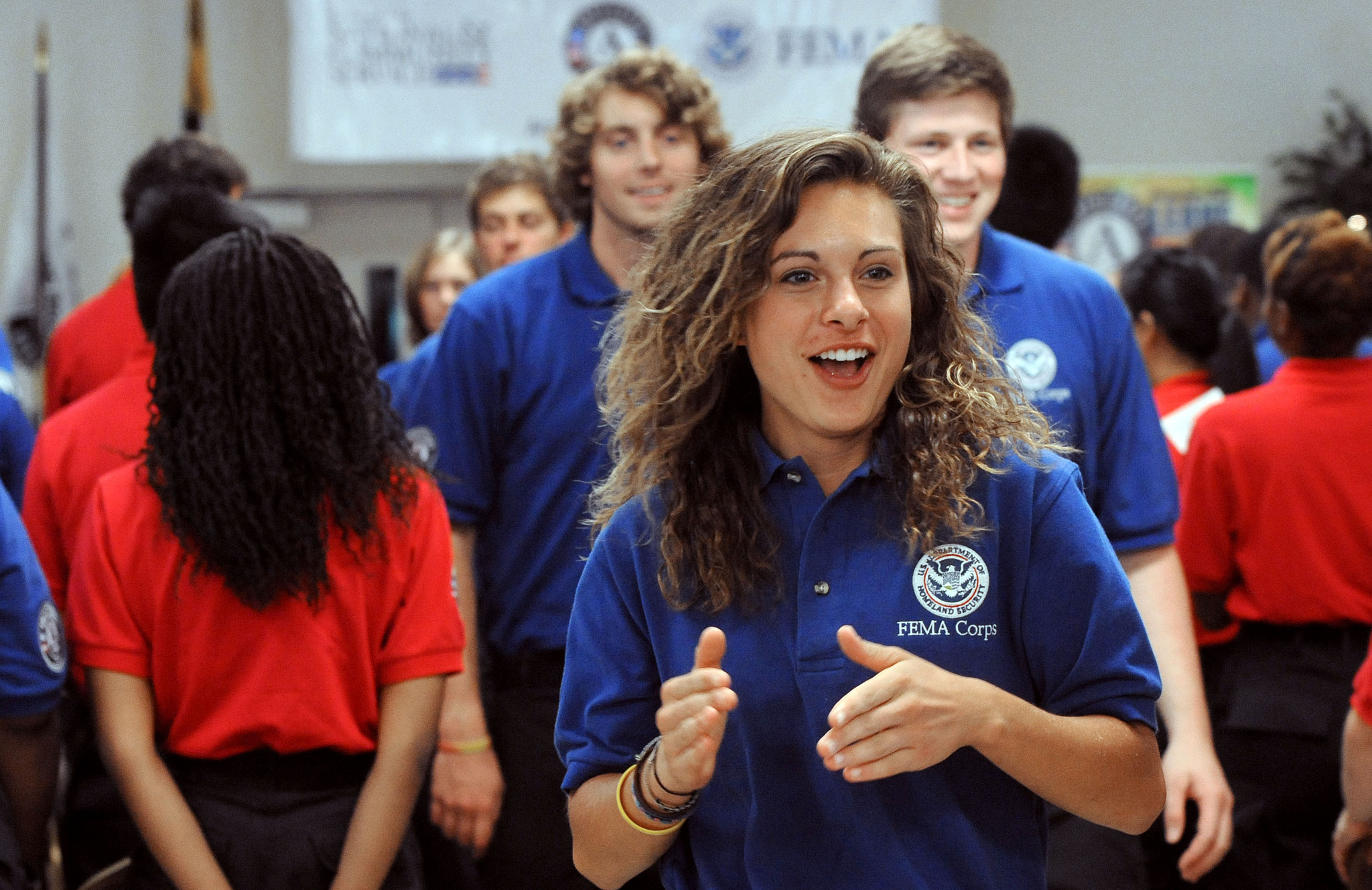 new americorps campus opens in baltimore baltimore sun