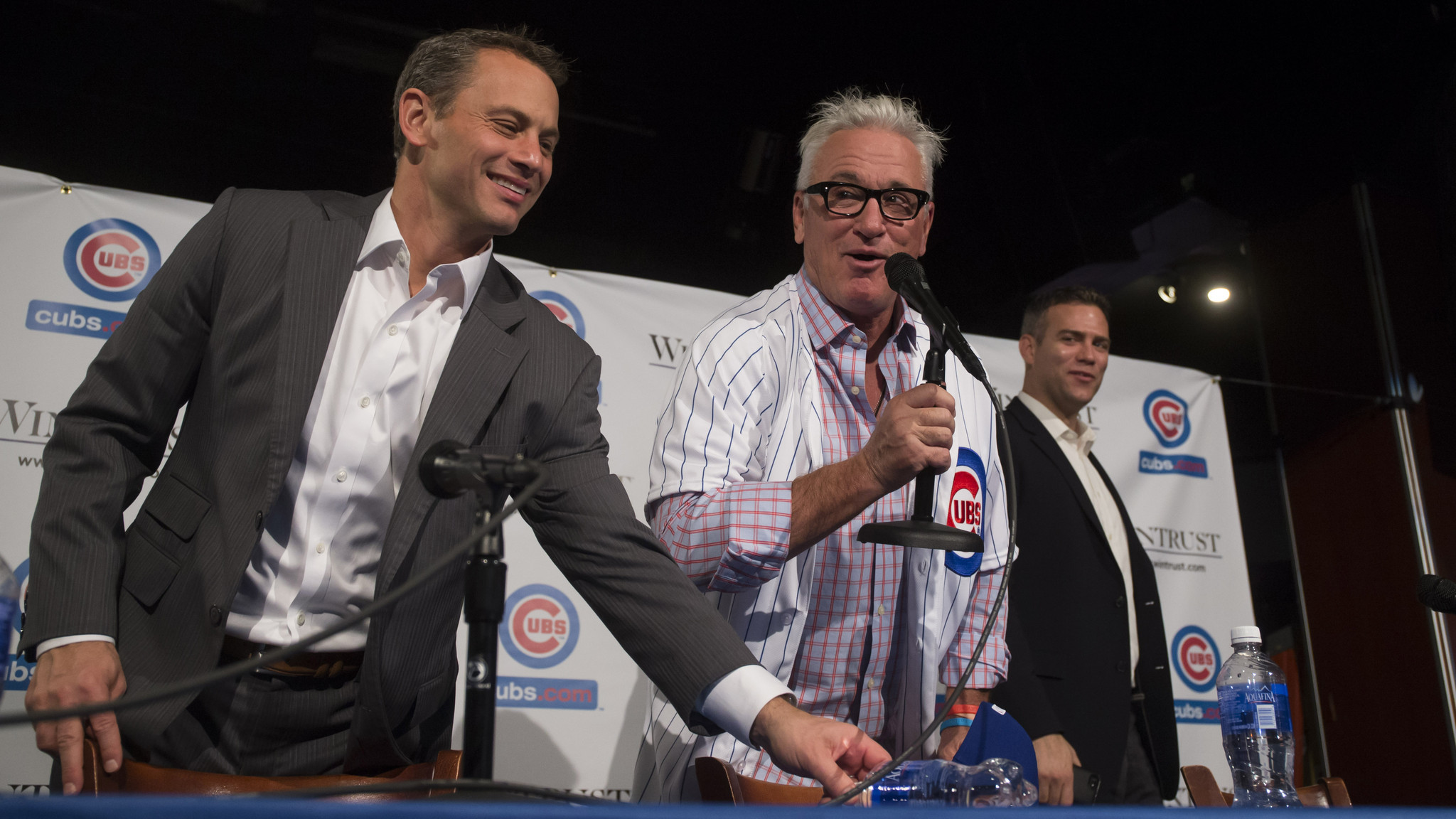 Welcome to Chicago, Joe Maddon