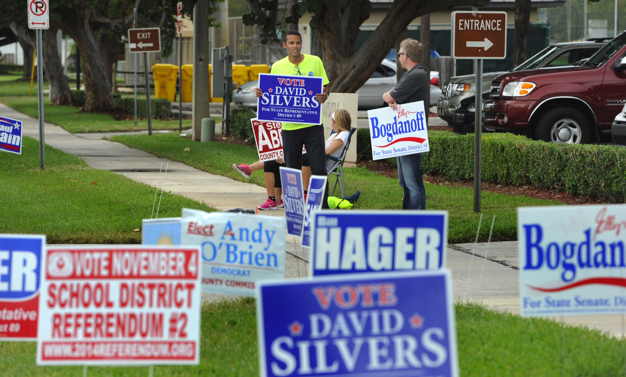 Early Voting Location In Palm Beach County