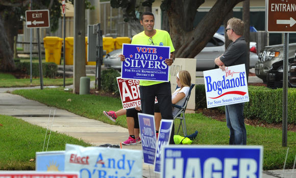 Palm Beach County Election Results November