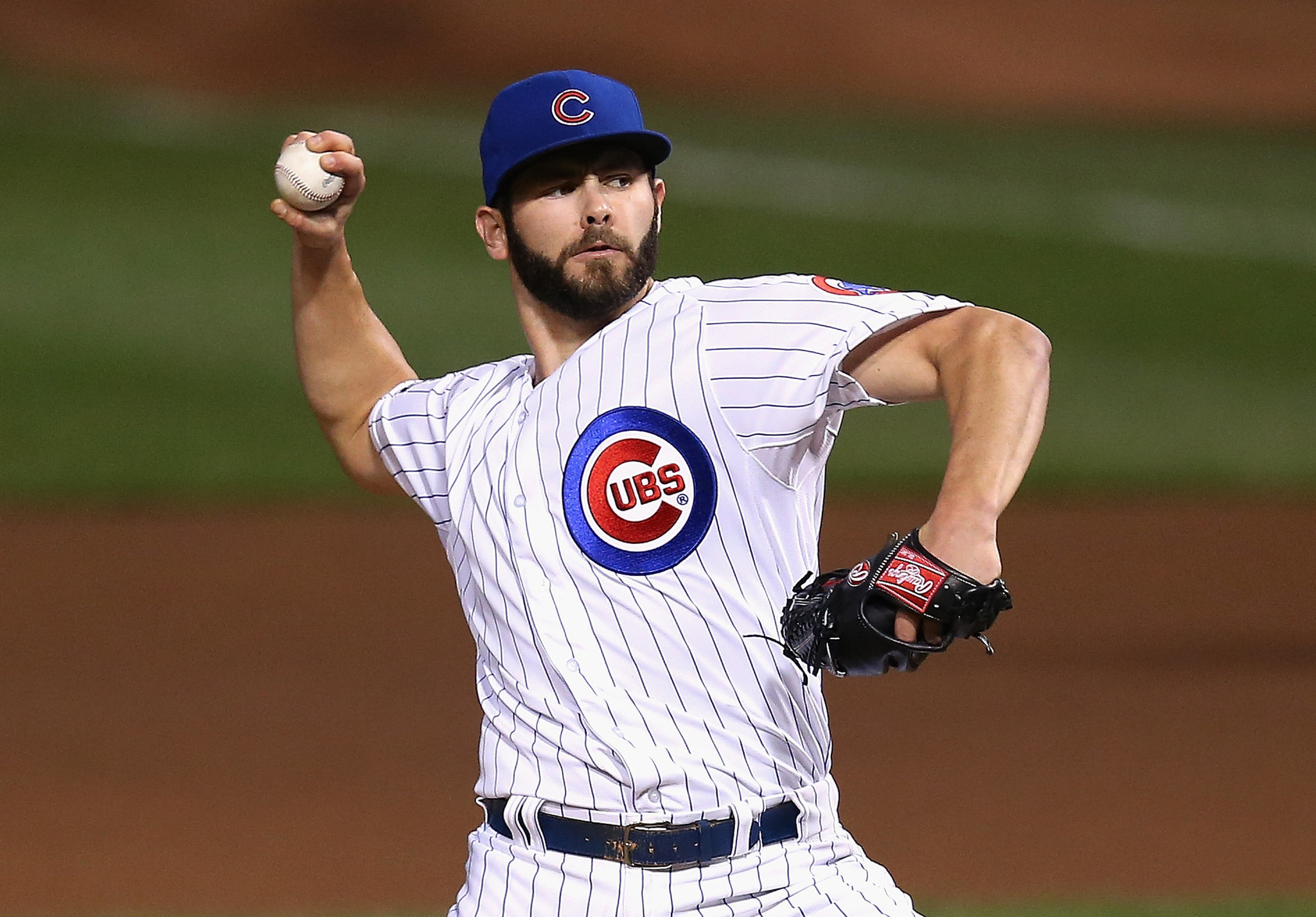 Chicago Cubs Jake Arrieta on 1105 html