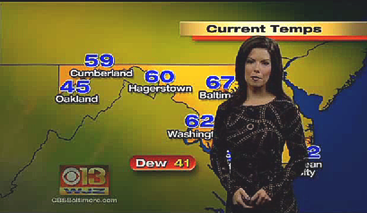 WJZ's Meteorologist Chelsea Ingram has the Wednesday weather