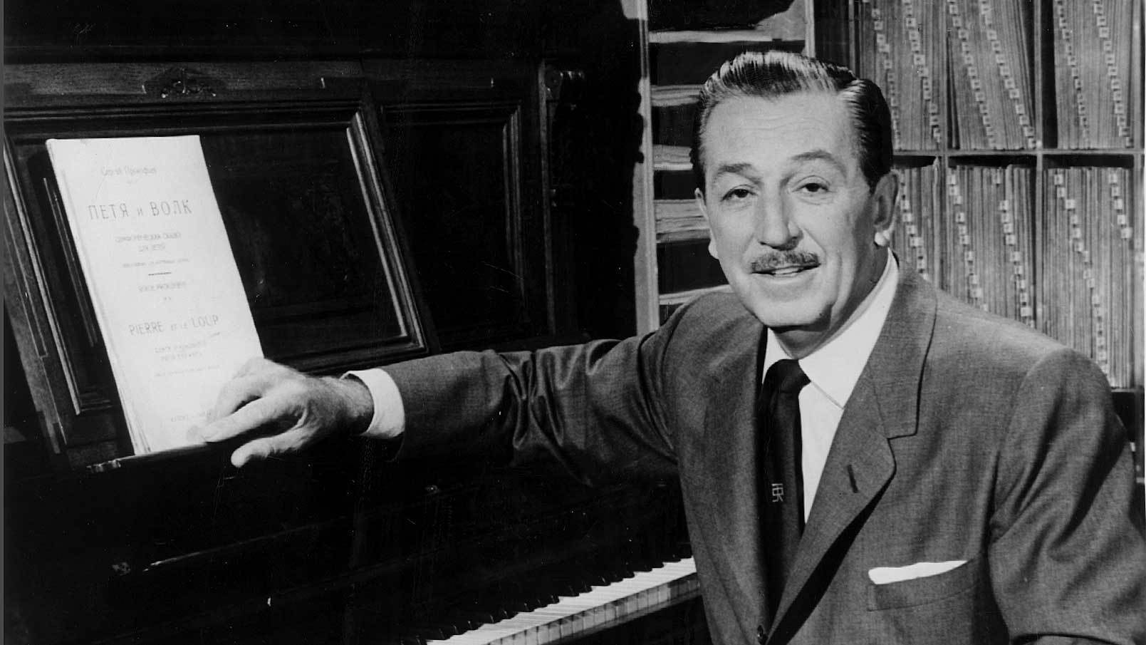 from the archives wizard of fantasy walt disney dies la times. Black Bedroom Furniture Sets. Home Design Ideas