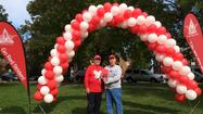 Freedom District Lions Club at the Walk to End Diabetes