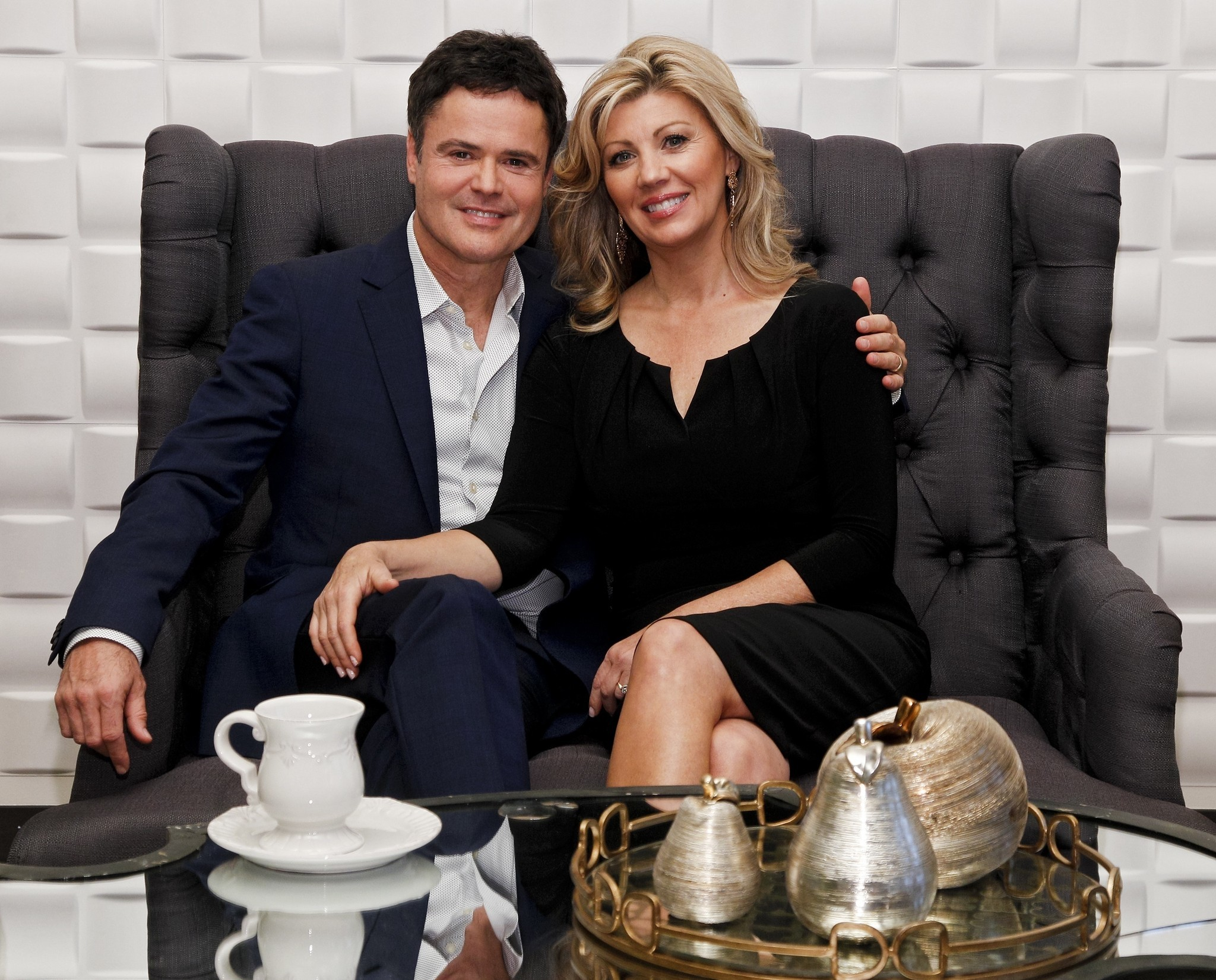 5 Questions Donny And Debbie Osmond Unveil New Home Furnishings Line La Times