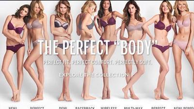 Victoria's Secret 'Perfect Body' ad stirs backlash