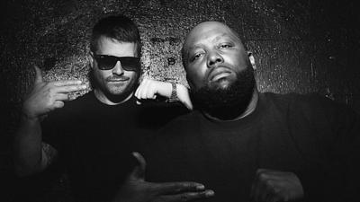 As Run the Jewels, El-P and Killer Mike are brothers in 'edu-tainment'