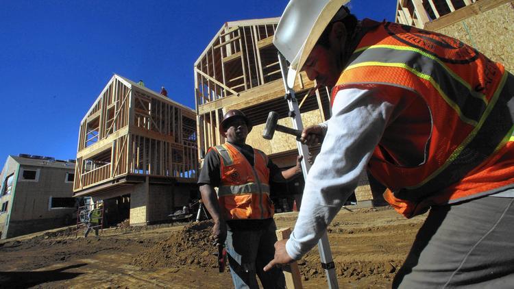 L.A. housing crunch