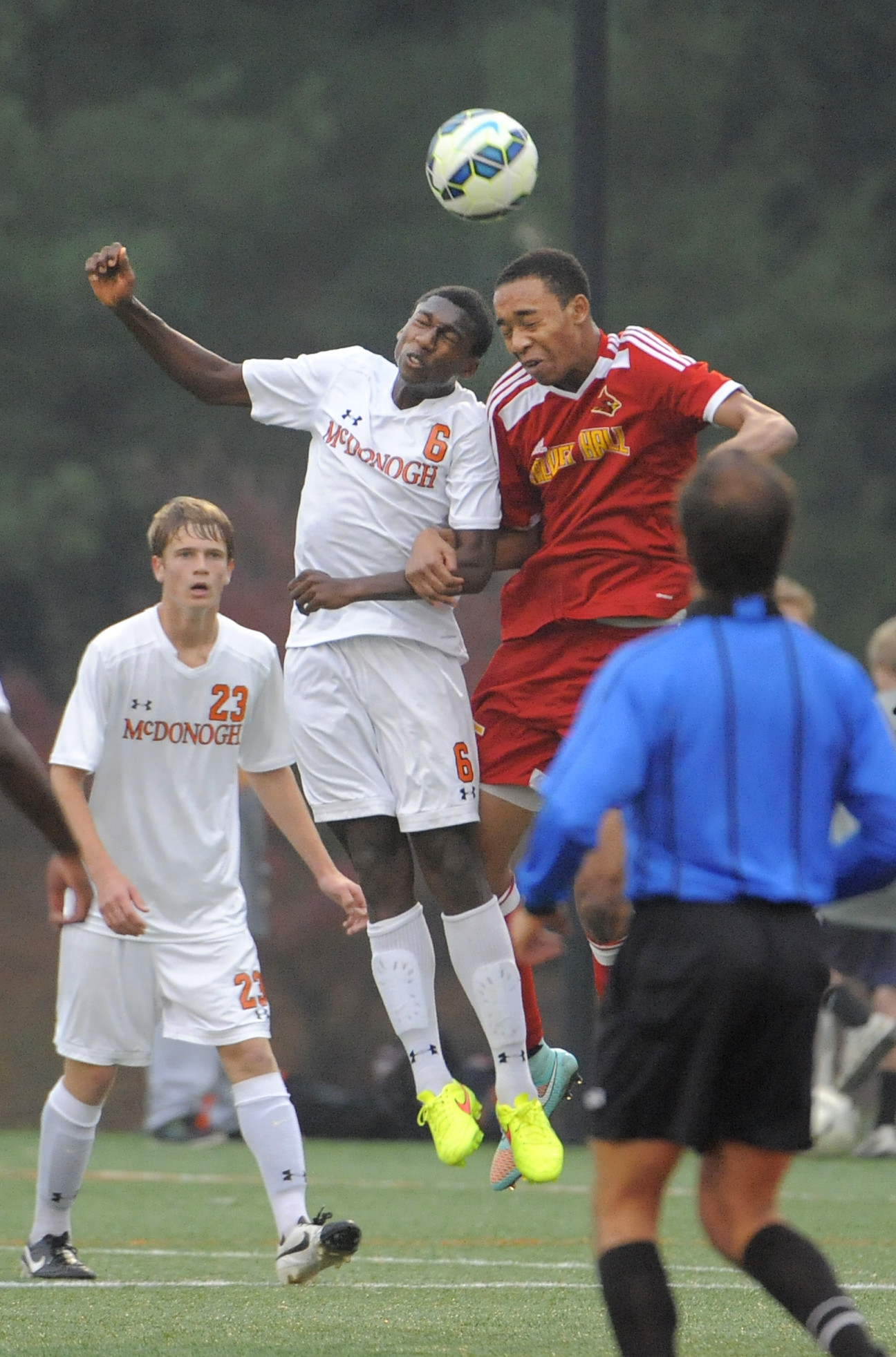McDonogh boys stay in pursuit of perfect season with MIAA ...
