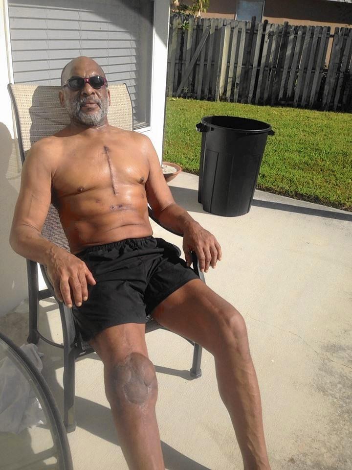 Photo Reggie Williams Orlando Sentinel
