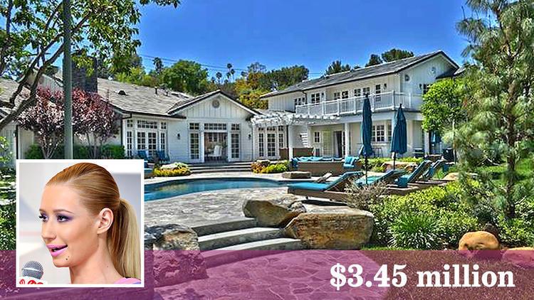 Iggy Azalea And Swaggy P Buy Selena Gomez House In Tarzana