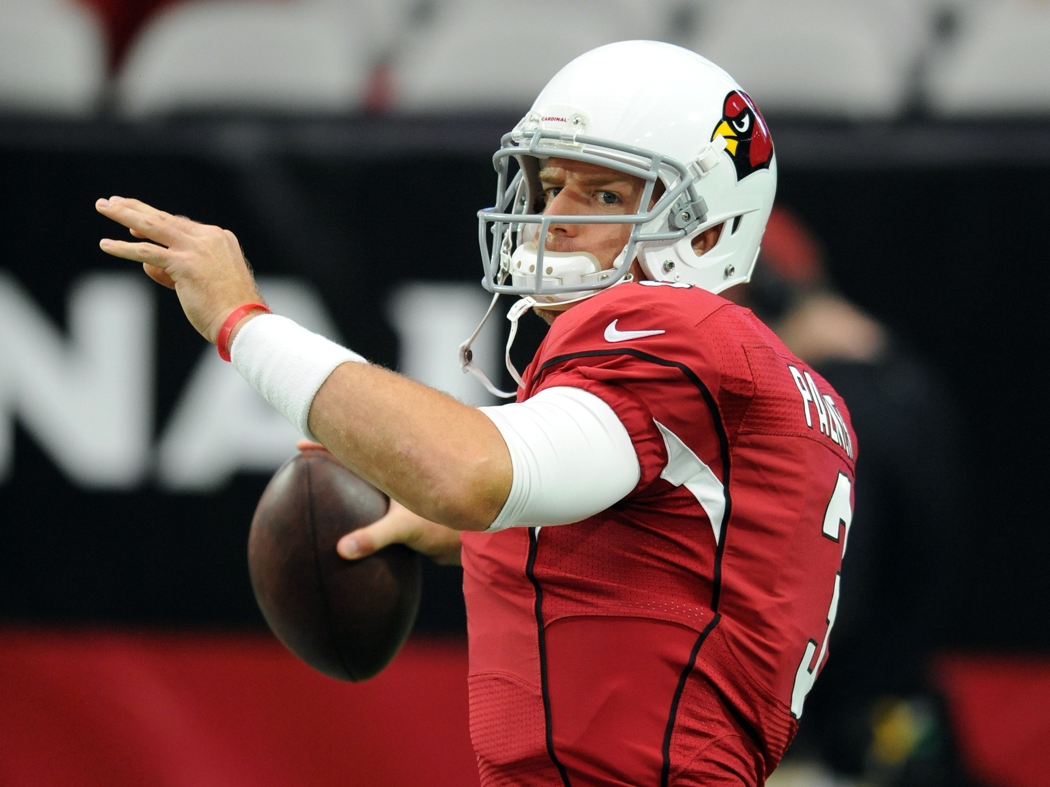 Cardinals Carson Palmer agrees to three year extension worth $50
