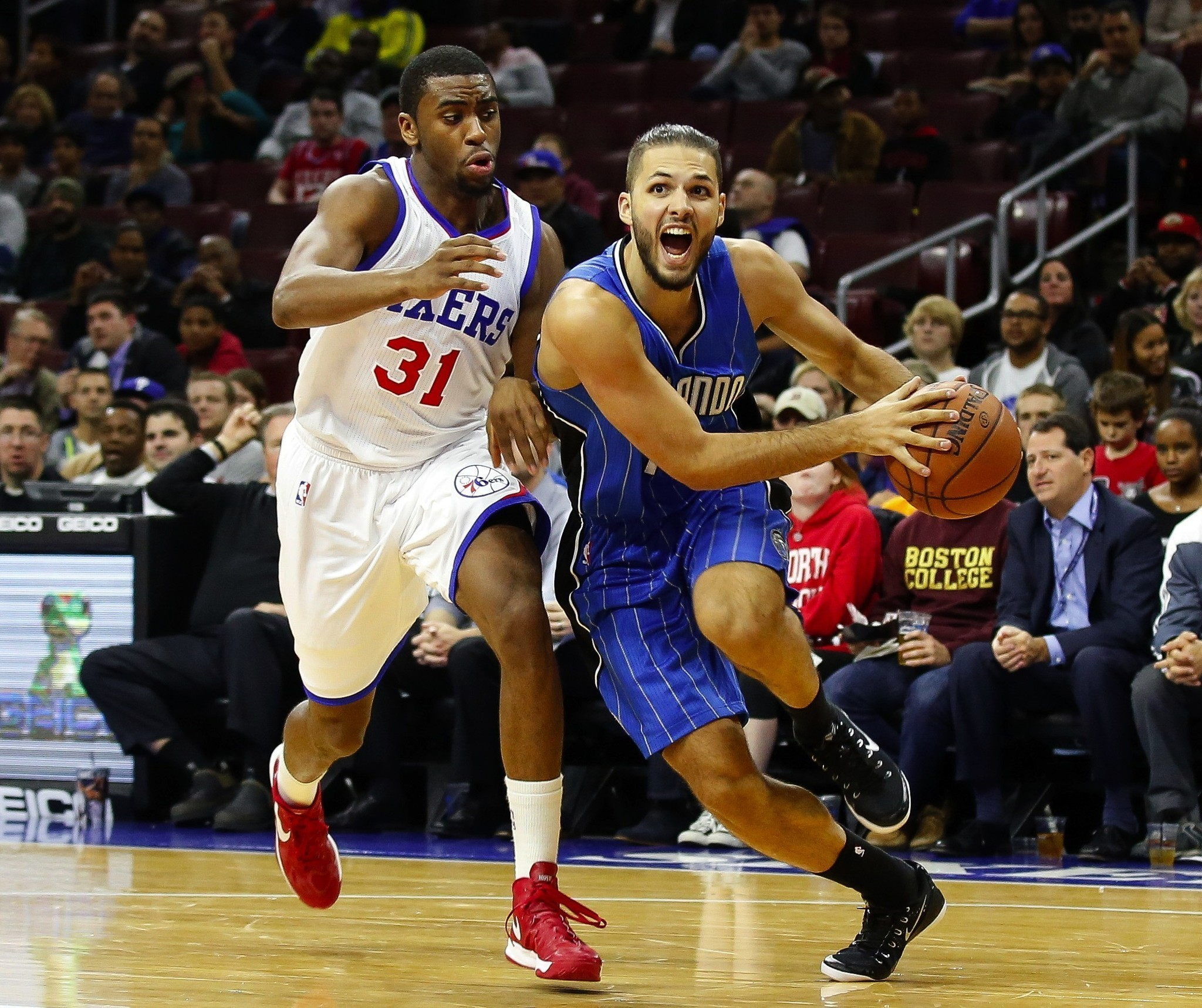Evan Fournier thriving for Magic after being acquired to ...