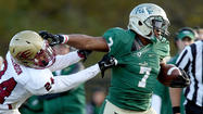 Pictures: 2014 William and Mary Football