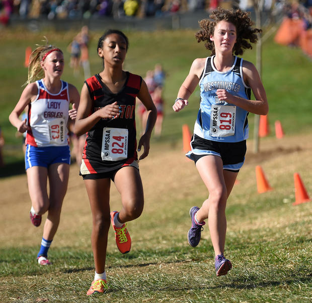 state cross country meet maryland