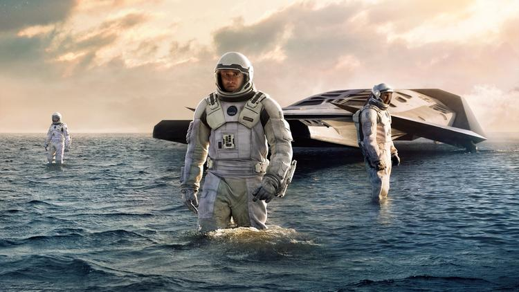 """Interstellar"" is an entertaining thrill with aspirations of being an epic."