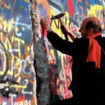 A world-altering moment, however fleeting, at the Berlin Wall