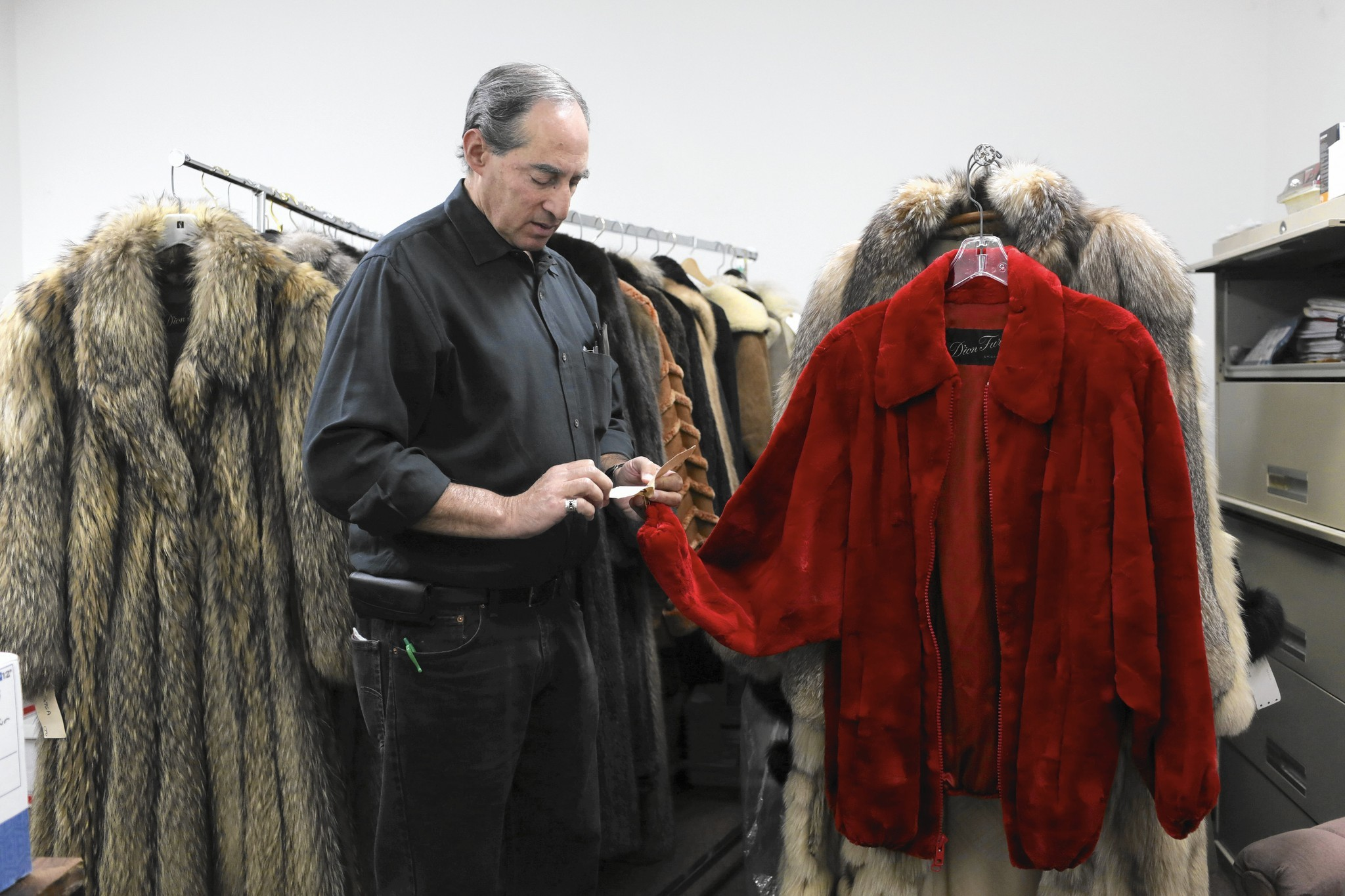 Furrier who defrauded customers tries to explain why