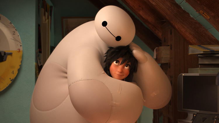 'Big Hero 6': Casting a Japanese American to play Hiro