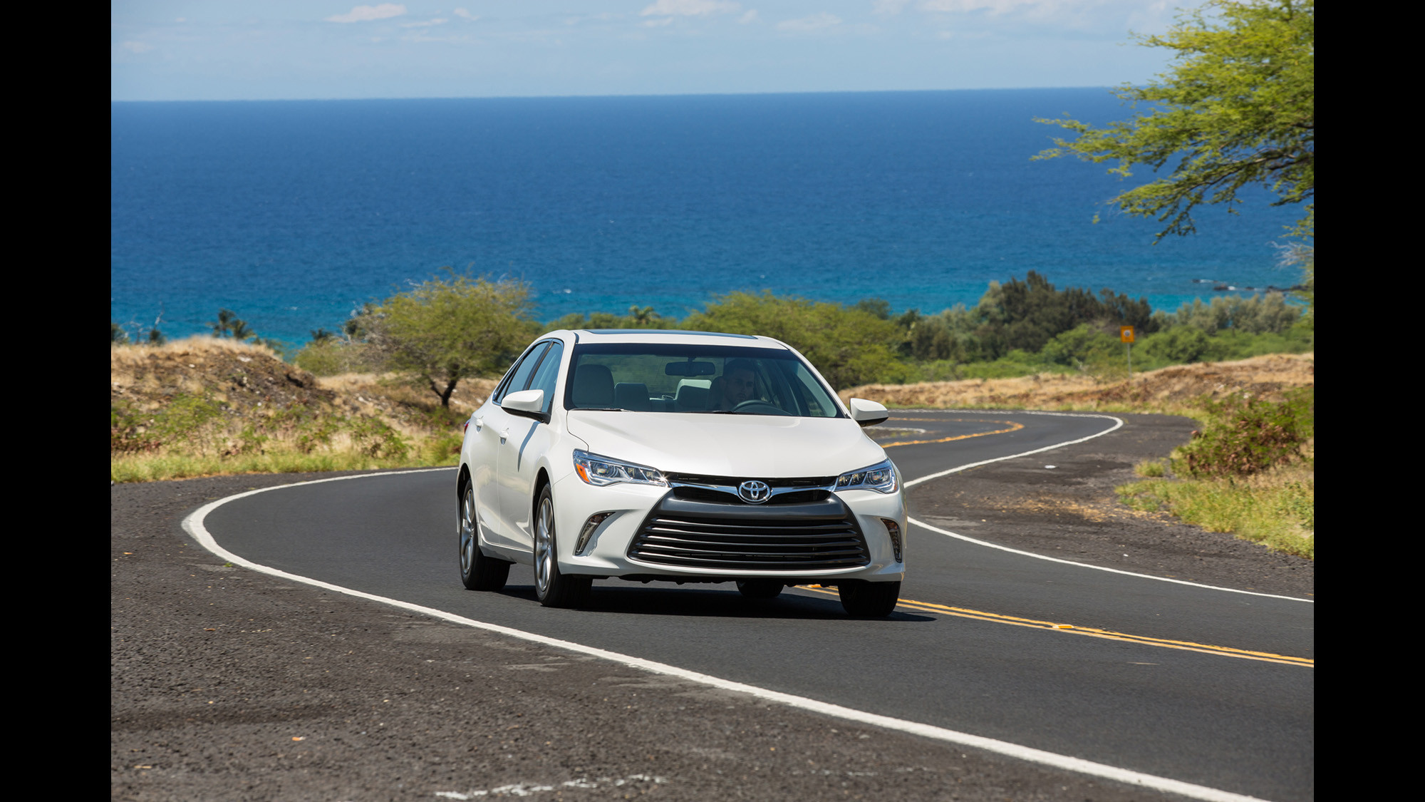 2015 Camry: Toyota redesigns America's best-selling car