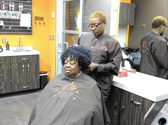 Around Crofton: Local hair stylist celebrates personal care month ...