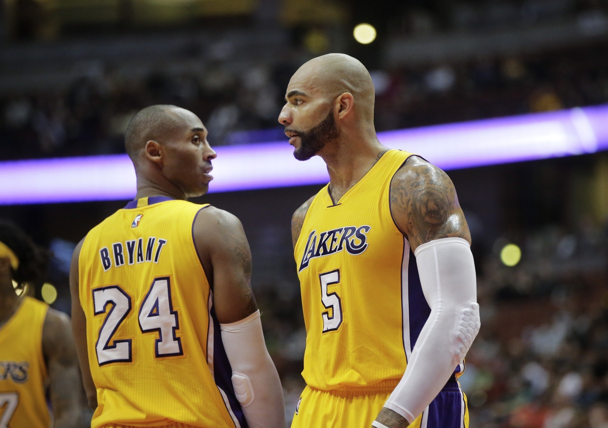 Carlos Boozer says Kobe Bryant 'worth the admission price ...