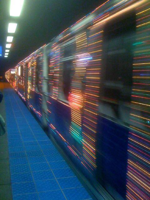 2014 cta holiday train schedule chicago tribune - Cta Christmas Train 2014