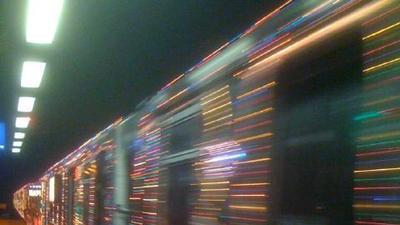 2014 CTA Holiday Train schedule