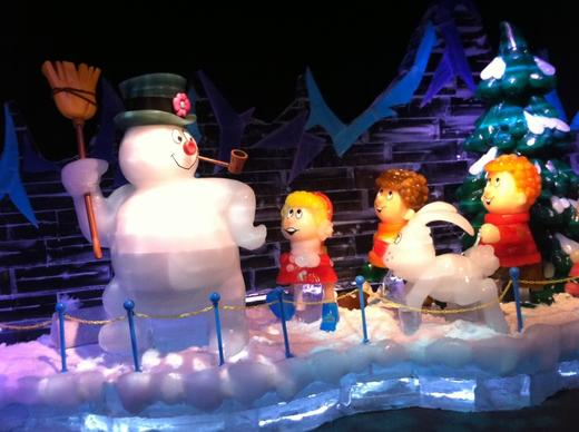 Through Jan. 4, 2015: ICE! at Gaylord Palms Resort, Orlando. With over two million twinkling lights and a 54 foot tall Christmas tree, ICE! is back featuring the magical adventure that is The Nutcracker. There will be four ICE! slides and back by popular demand is a live ice sculpture carving station. ICE! opens at 10 a.m. daily. Closing times vary, but it's always open until at least 8:30 p.m. Tickets range between $14.99 and $29.99. Gaylord Palms, 6000 W. Osceola Parkway, Kissimmee. 407-586-2000 ChristmasAtGaylordPalms.com