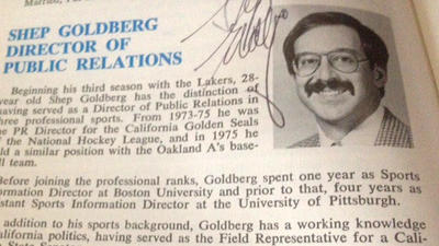 Shep Goldberg