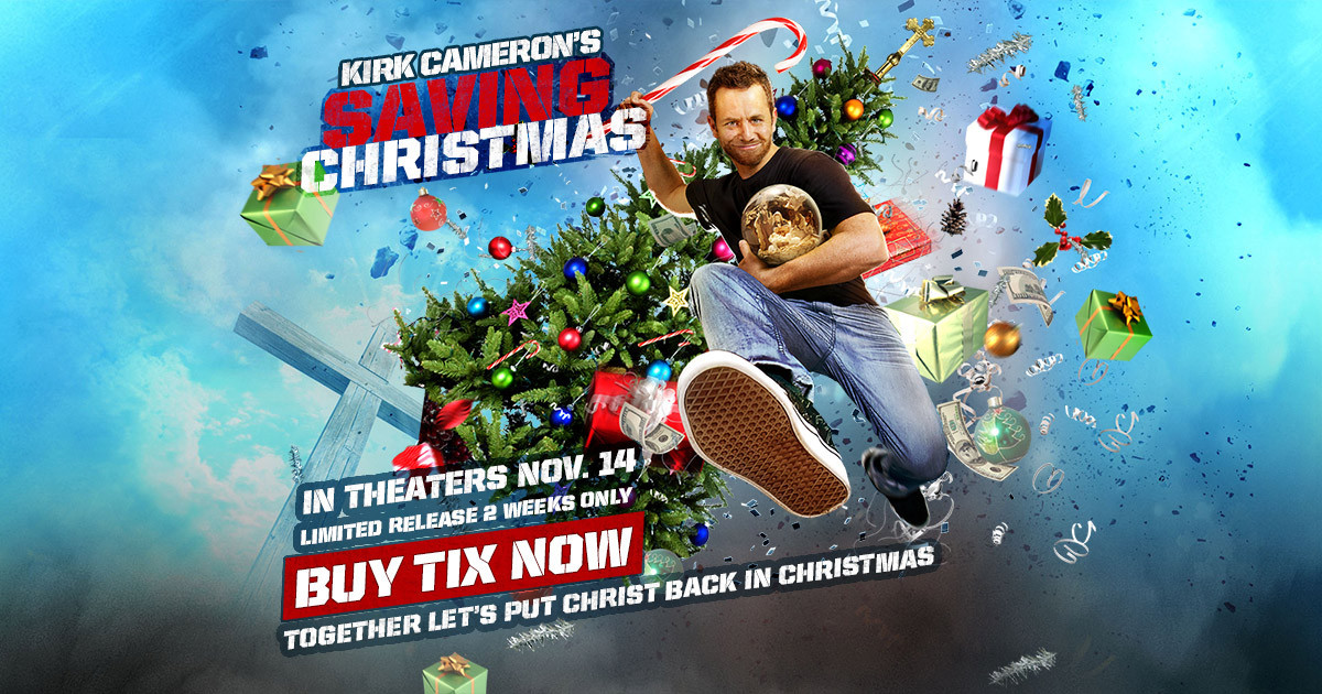 Saving Christmas (Trailer) - Sun Sentinel