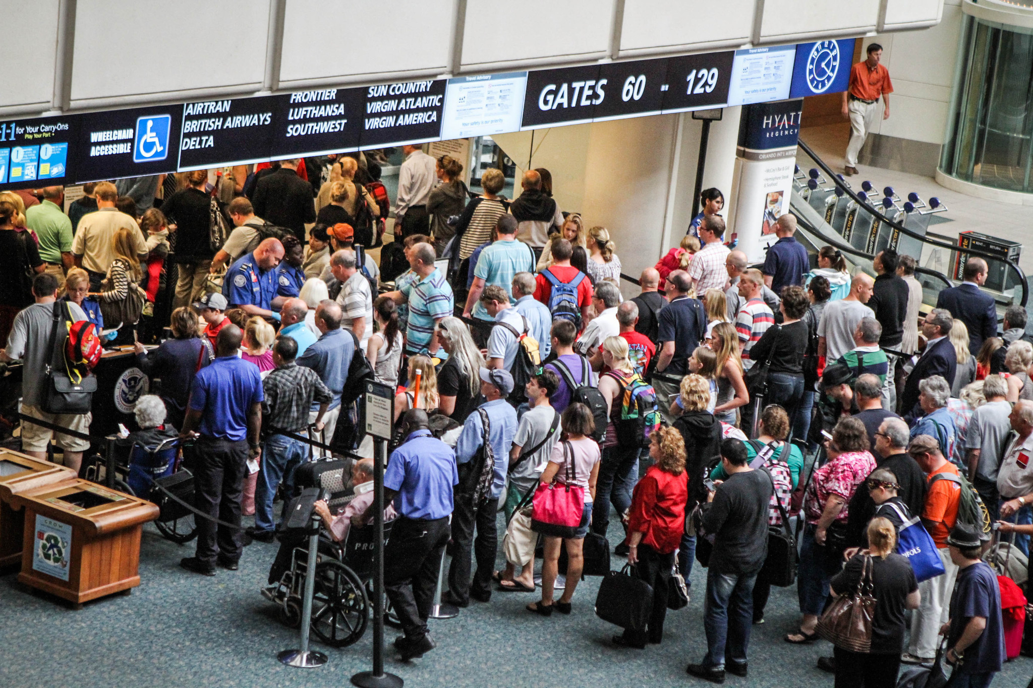 Air Travel Tips For Thanksgiving Orlando Sentinel