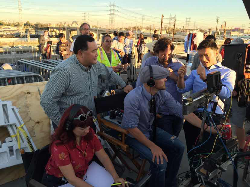 Chinese movie 'Hollywood Adventures' is being filmed in L.A. - LA ...