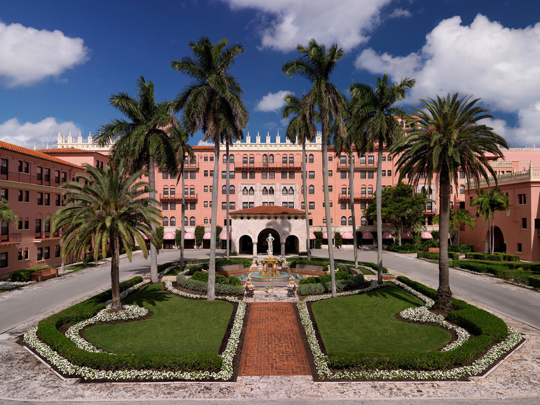 Villa mizner brings boca raton 39 s addison mizner to life for The addison house