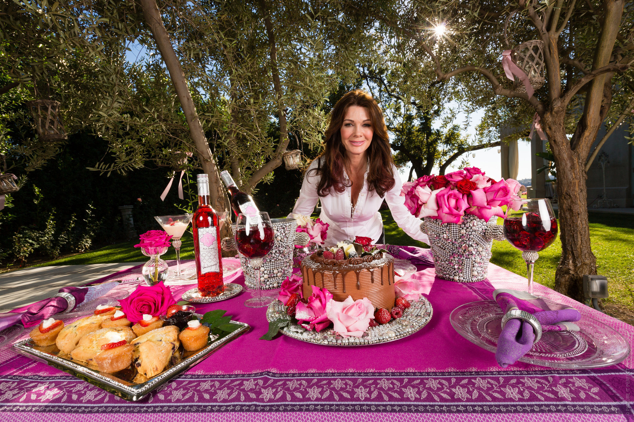 Real Housewife Lisa Vanderpump Launches New Housewares