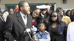 Friends, family of man shot by police want to see hospital footage