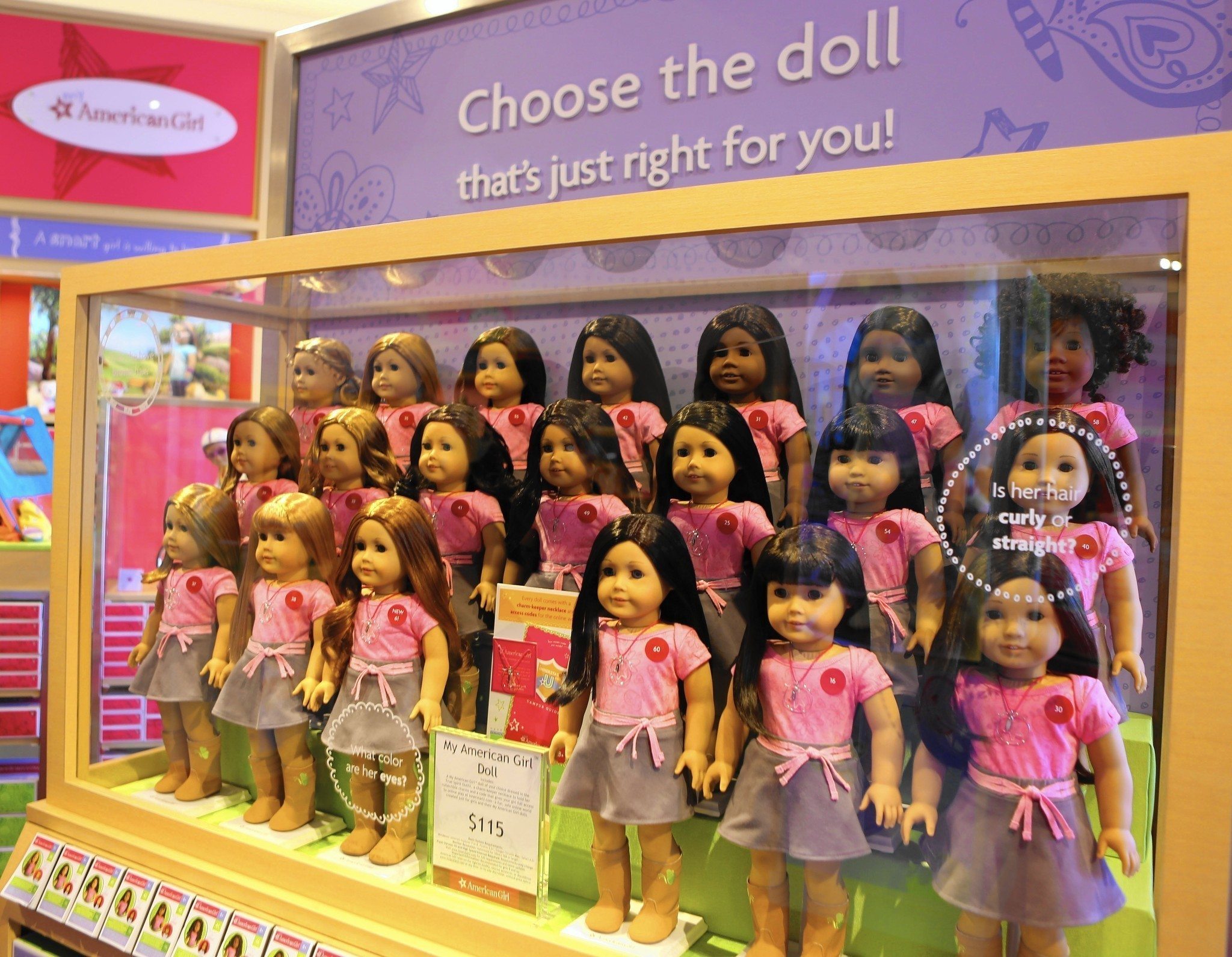 orlando s american girl store officially opens saturday orlando